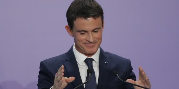 Candidature de Manuel Valls: réactions politiques