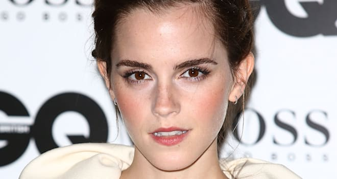 Emma Watson at the 2013 GQ Men of the Year Awards
