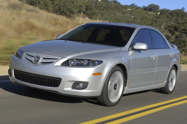 2008 Mazda 6. (11/06/07)