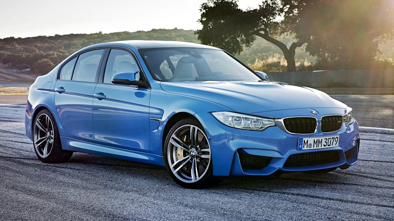 2016 BMW M3 and M4 recalled for driveshaft problem