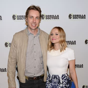 Kristen Bell Hosts Benefit For Gorilla Doctors of Africa