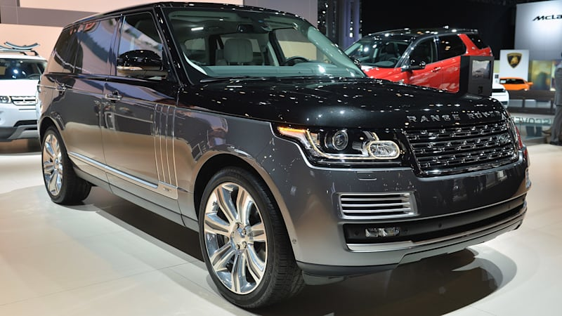 Land Rover Svo Planning Ultra Luxe 250k Range Rover