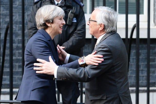 EU Not Seeking to Affect Upcoming UK General Election Results