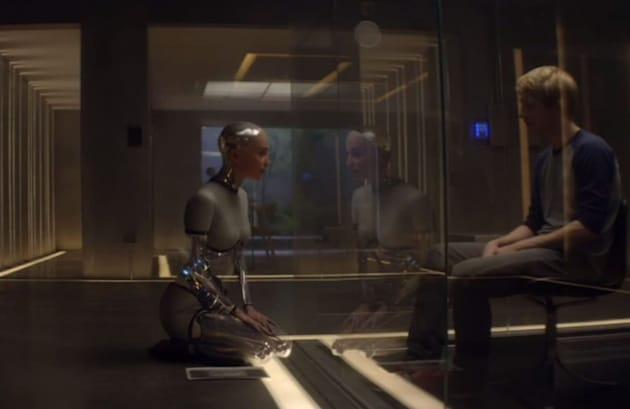 'Ex Machina' shows Turing isn't enough to test AI