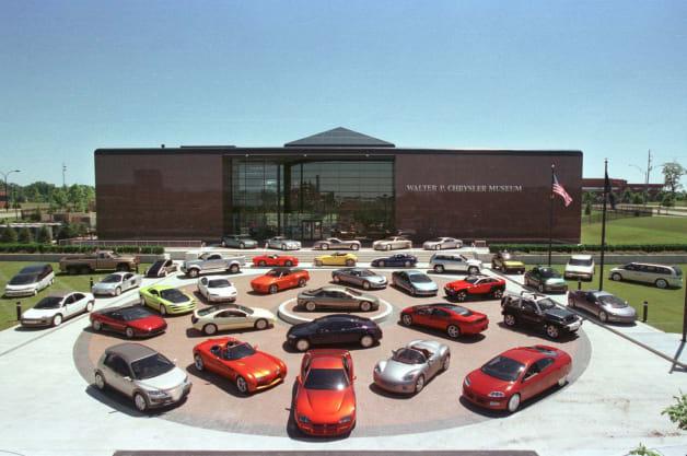 CHRYSLER CONCEPT CARS