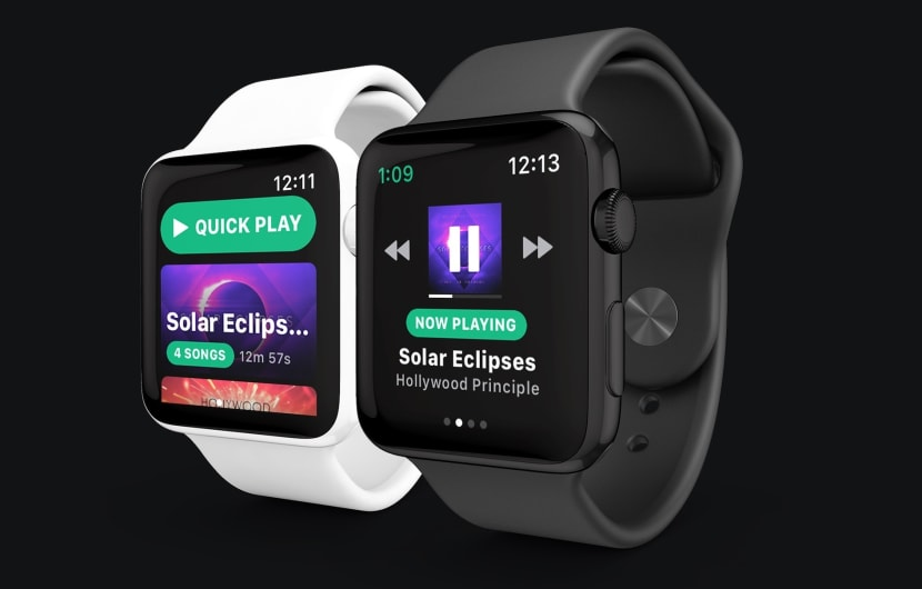 Spotify bekommt Apple Watch App dank Snowy-Entwickler