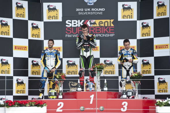 2012 Superbike World Championship, Round 10, Silverstone, United Kingdom, 05 August 2012, Loris Baz, Kawasaki