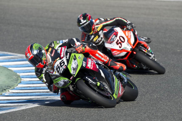2013 Superbike World Championship, Round 14, Jerez, Spain, Tom Sykes, Kawasaki
