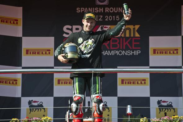 2015 Superbike World Championship, Round 11, Jerez, Spain, 18-20 September 2015, Jonathan Rea, Kawasaki
