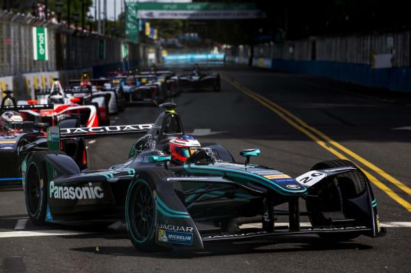 Jaguar Racing Formula E Buenos Aires