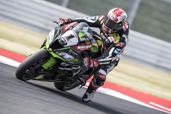 Kawasaki Racing Team Jonathan Rea