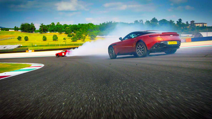 Grand Tour Episode With Dodge Challenger