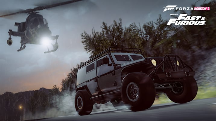 Forza Horizon 2 Presents Fast and Furious 2013 Jeep Wrangler