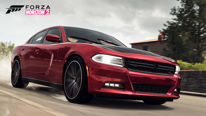 Forza Horizon 2 Presents Fast and Furious 2015 Dodge Charger R/T