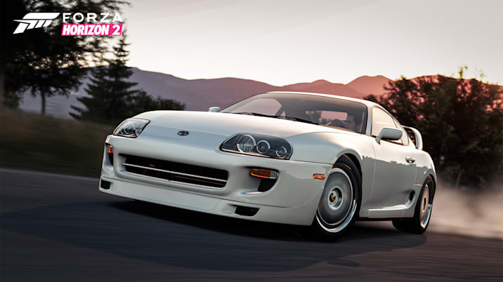 Forza Horizon 2 Presents Fast and Furious 1998 Toyota Supra