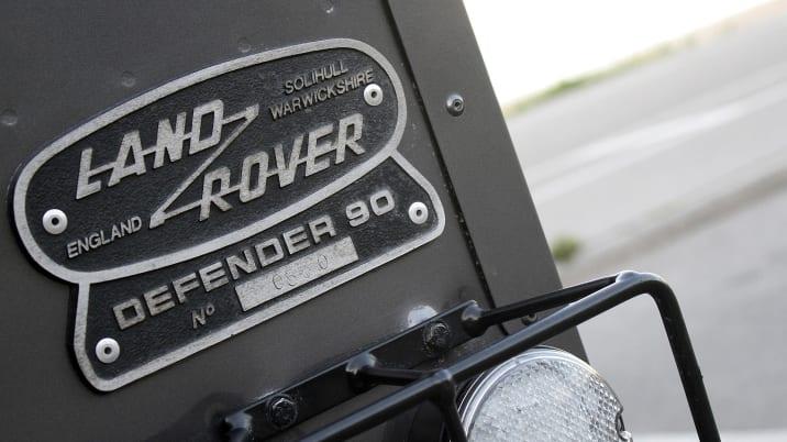1997 West Coast Defenders Land Rover Defender 90 First