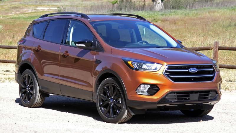 2017 ford escape awd first drive automotive news newslocker. Black Bedroom Furniture Sets. Home Design Ideas