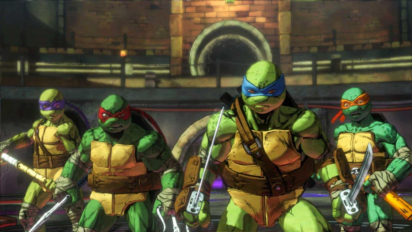 Platinum is making a 'Teenage Mutant Ninja Turtles' game