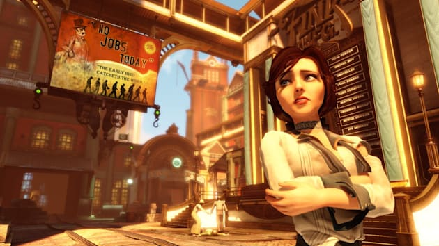 What to do when you're done building 'BioShock'