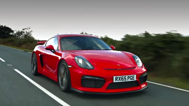 Xcar tests Cayman GT4, wonders if it's finally knocked off big brother
