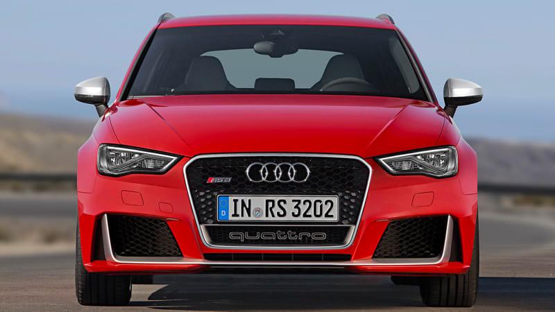 2018 Audi RS3 Sedan to make US debut in 2017