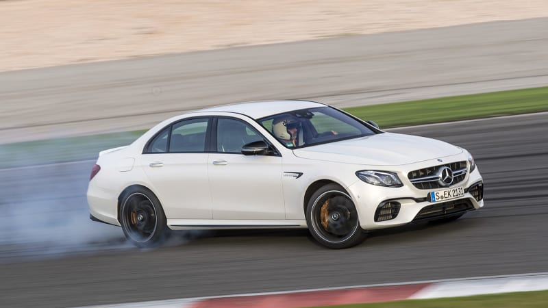 The unruly gentleman | 2018 Mercedes-AMG E63S First Drive
