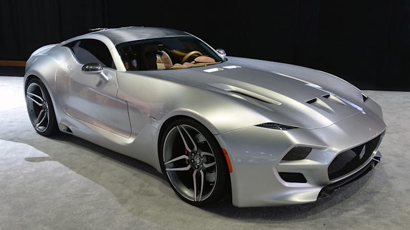 Henrik Fisker says he's developing EVs in 'stealth mode'