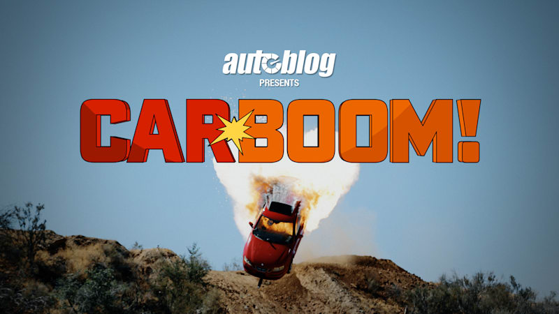 Introducing CarBoom! A show about destroying cars