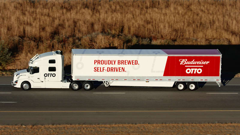 Autonomous beer transport is happening in Colorado