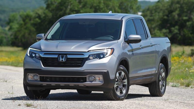 ?2017 Honda Ridgeline First Drive