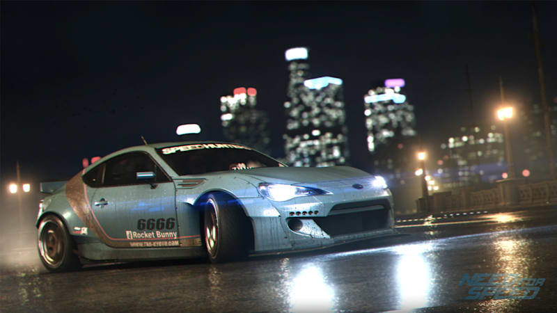 Next Need For Speed game not due until 2017