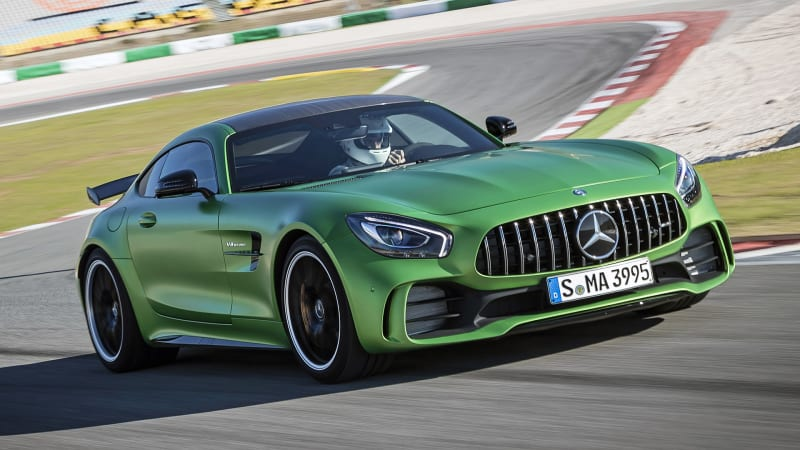 The Downforce Awakens 2018 Mercedes Amg Gt R First Drive