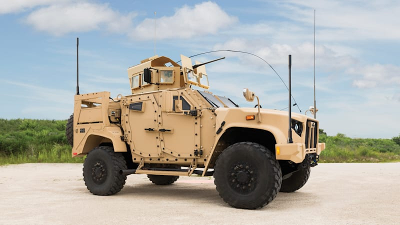 Lockheed Martin JLTV injunction request dismissed - Autoblog