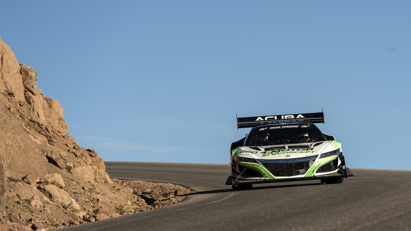 2016 Pikes Peak Hill Climb: Practice Day 4