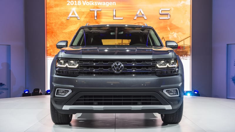 The super-sized Atlas isn't the three-row VW should build