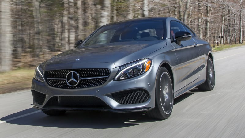 2017 mercedes benz c300 coupe first drive autoblog for Mercedes benz g600