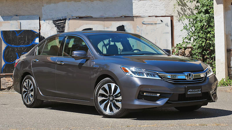 2017 Honda Accord Hybrid First Drive