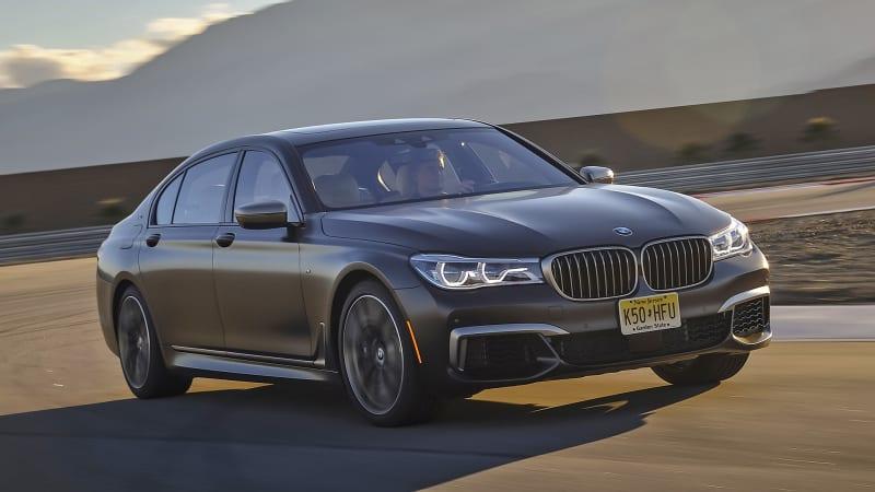 2017 BMW M760i xDrive First Drive - Autoblog
