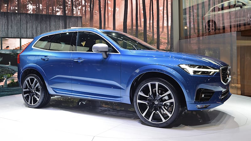 2018 Volvo XC60 is a lovely premium crossover contender