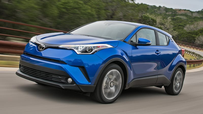 Coupe high-rider! | 2018 Toyota C-HR First Drive