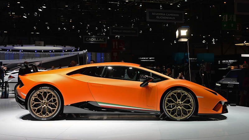 lamborghini huracan performante 39 s active aero is the. Black Bedroom Furniture Sets. Home Design Ideas