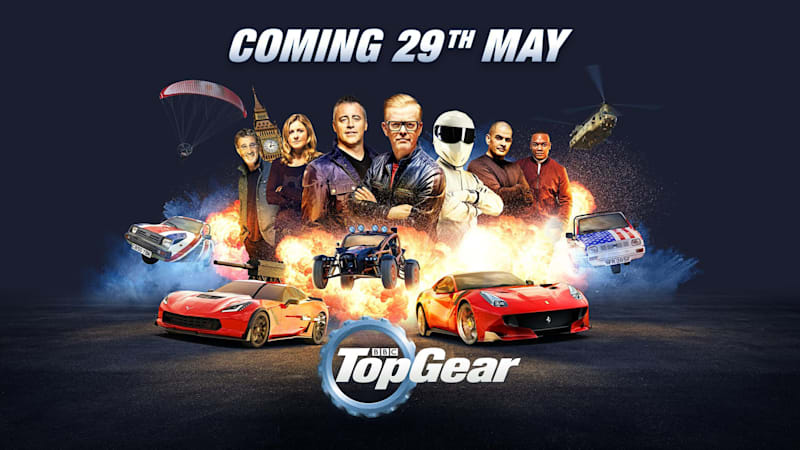 How to watch episode one of the new Top Gear