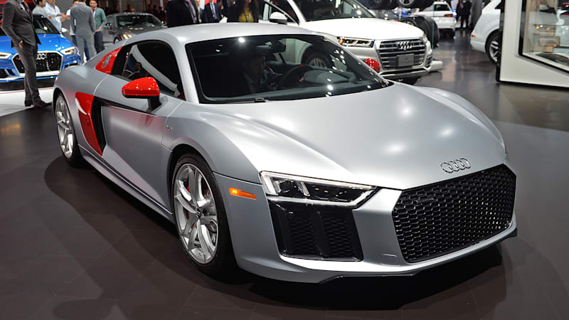 Audi Sport launches limited edition R8 but doesn