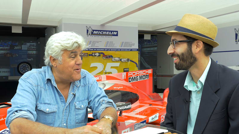 Jay Leno on GT40s, poseur supercars, and his favorite project