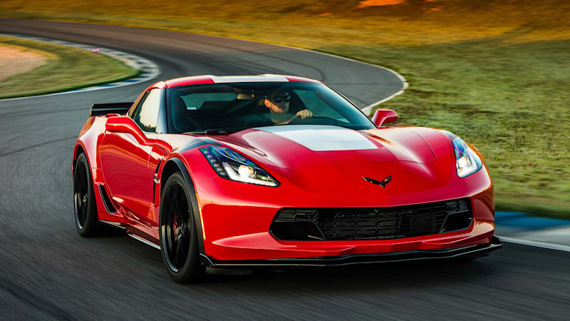 2017 Chevrolet Corvette Grand Sport First Drive - Autoblog