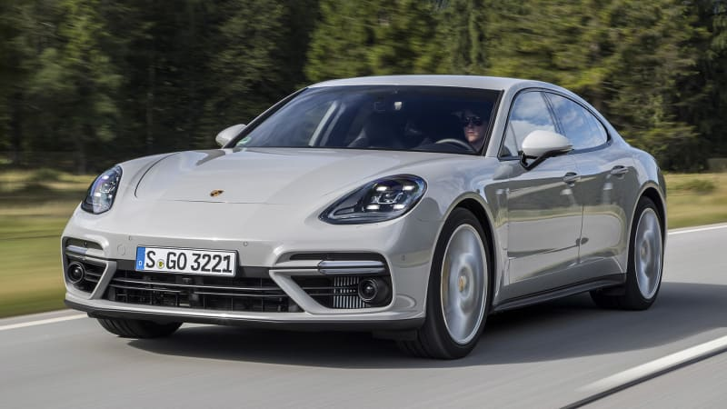 2017 porsche panamera turbo first drive autoblog. Black Bedroom Furniture Sets. Home Design Ideas