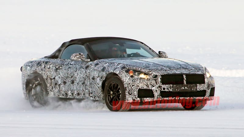 Toyota Supra and BMW Z5 coming in 2018 from Austria