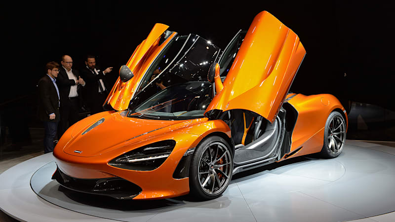 Mclaren 720s First Look At The New Hot Blooded Englishman