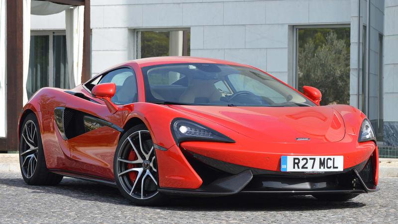 McLaren rules out Porsche Cayman competitor
