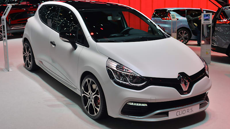 mazdaspeed forums renault toughens up new clio rs 220 trophy. Black Bedroom Furniture Sets. Home Design Ideas